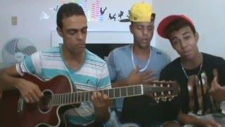 DEIXA EM OF - IMAGINASAMBA - Kayky, Lucas e Cicinho do cavaco