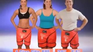 Шорты Сауна для похудения