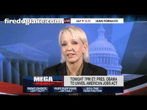 Ratigan: Firedoglake founder Jane Hamsher - Dems & GOP hammer electorate, elites win