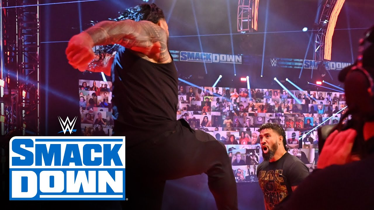 2020 WWE Clash of Champions results, recap, grades: Roman ...