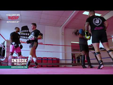 Jason Wilnis reflects on losing GLORY middleweight title: GLORY 45 Amsterdam