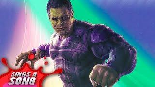 Hulk Sings A Song Part 2 (Avengers Endgame Superhero Parody)