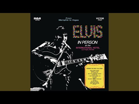 Blue Suede Shoes (Midnight Show - Live at the International Hotel, Las Vegas, NV - August 1969)