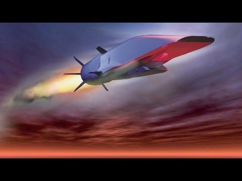 Hypersonic aircraft fails