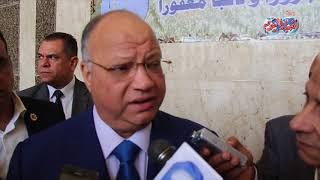 أخبار اليوم | مدير أمن القاهرة: يهنئ الفائزين بقرعة الحج ٢٠١٨