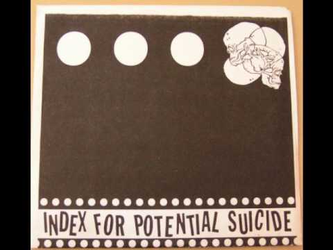 Index for Potential Suicide - s/t 7