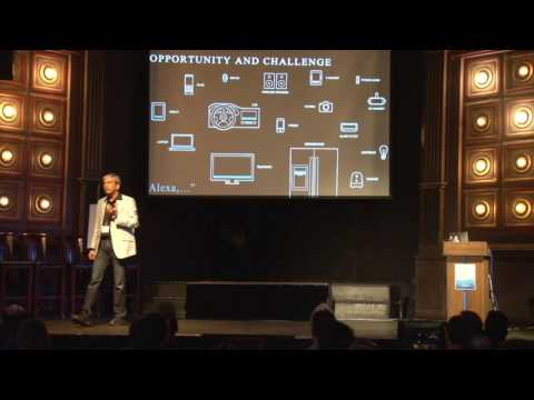 Ashwin Ram, Conversational AI in Amazon Alexa at The AI Conference 2017