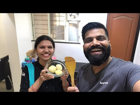 Super Quick Aloo fry - Live Cooking Ft. Technical Guruji | Beginners Recipe | KabitasKitchen