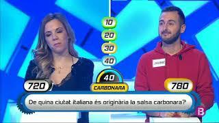 Agafa'm si pots [Cap. 261] - Eduard, Carla, Blanca, Jaume i Biel thumbnail