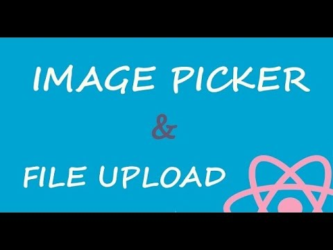 REACT NATIVE - IMAGE PICKER & FILE UPLOAD - Bài 2: Import thư viện image  picker