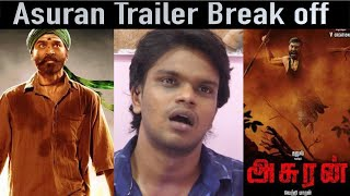 Asuran Trailer  | Break off | Arunodhayan