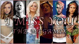 I MISS YOU | The Megamix ft. Justin Bieber, Ariana Grande, Lana Del Rey, Fifth Harmony, Ed Sheeran Resimi