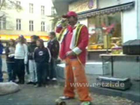 Clown Berlin - Www.retzi.de