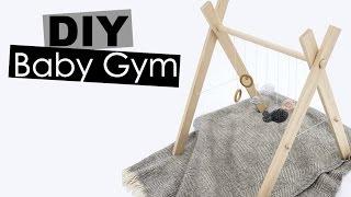 DIY | BABY GYM