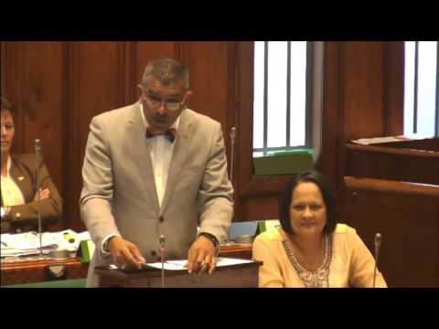 Fijian Minister for Industry, Trade and Tourism's speech on 2016 Budget