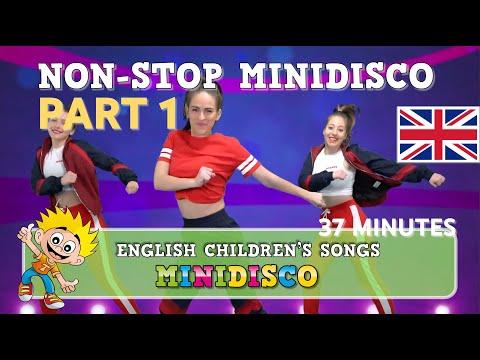 Children's Songs | Dance | Video | MINI DISCO 2018 NON-STOP | Mini Disco
