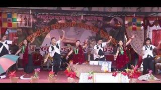 bhujung yuwa club pokhara ko dance 2072
