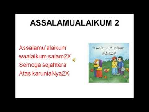 Lagu Anak Anak Assalamualaikum Terbaru