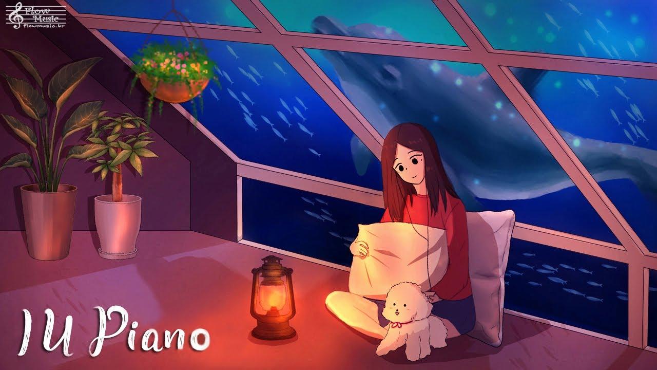 아이유 피아노 모음 IU Piano / 공부할때듣는음악 Study Music