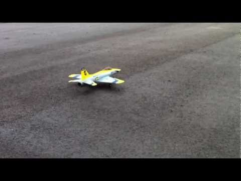 Remote Controlled Jet - Felindre, Swansea