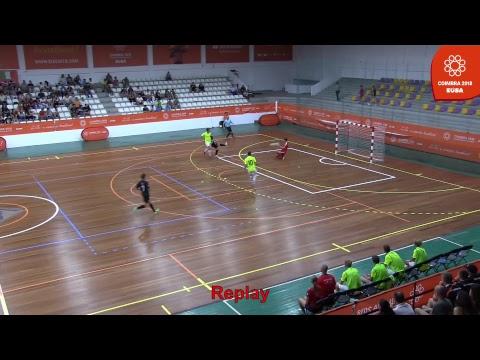 EUG 2018   Futsal - Group Phase - 23/07