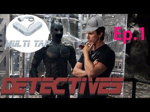 Multi-Tap Episode 1: Not Detective