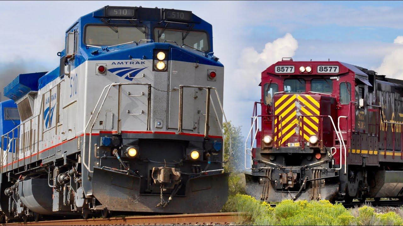 GE Dash-8 Locomotive: Train Talk Ep. 33