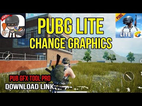 Pubgmobile lite hd graphics change with Pub Gfx tool pro mediafire download  link by shiva malik