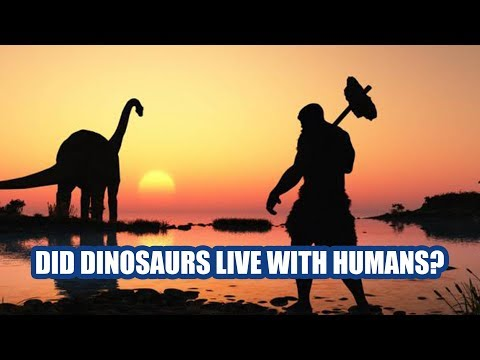 Did Dinosaurs Live with Humans? [ Mind Traveling ]