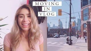 AND SO IT BEGINS | Weekly Vlog Toronto