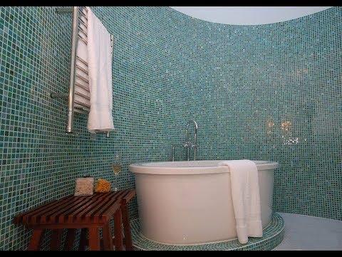 МОЗАИКА в ванной комнате. Варианты дизайна
