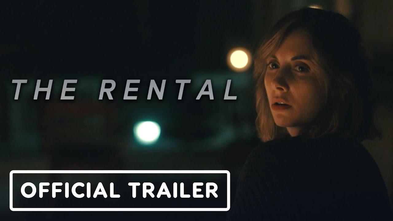 Download The Rental - Official Trailer (2020) Alison Brie, Dan Stevens