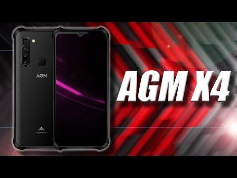 AGM X4 - лучший защищённый смартфон 2020 года! 📱