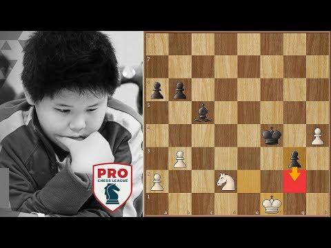 Major Upset in Pro Chess League - Awonder Liang Beats Hikaru Nakamura