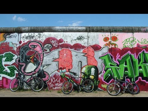 Berlin Bike Tour- Berlin Wall and Cold War
