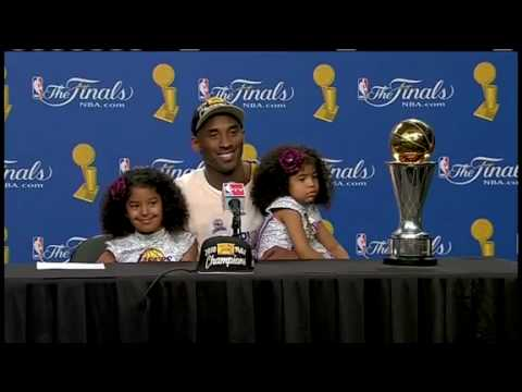 Shots Fired At Shaq Kobe Bryant After Winning The 2010 NBA Championship!