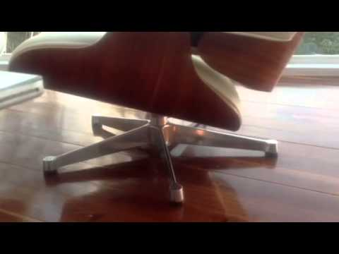 Kardiel Review, My Eames Lounge Chair See It 1.5 Years Later   YouTube