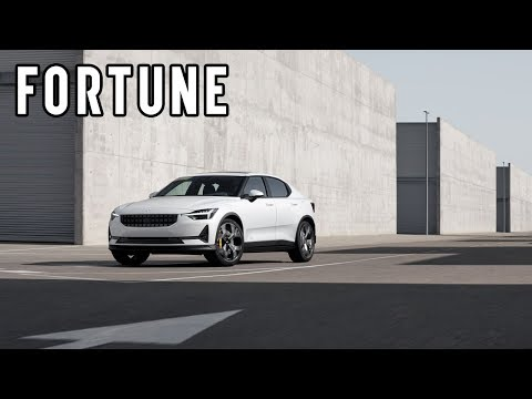 This Is Volvo's Answer to Tesla I Fortune