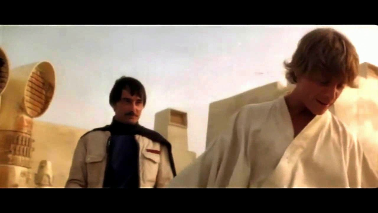 Star Wars Episode Iv A New Hope Deleted Scenes Remastered Youtube
