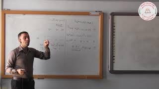 مبادئ الإحصاء، عرض البيانات الكمية جدولياً المحاضرة الرابعة