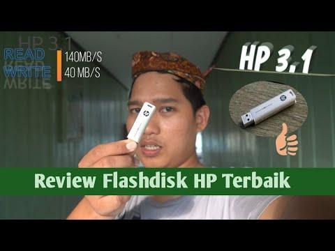 Review Flashdisk HP terbaik 2019 !! || FLASHDISK HP USB 3.1 TERCEPAT