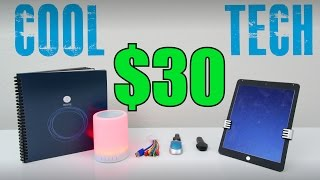 Cool Tech Under $30  - October