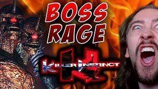 BOSS RAGE! Feat. Eyedol (Classic Killer Instinct)