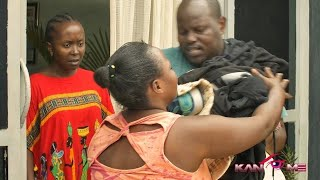 The Washing machine. Gerald hires a bumlicious girl to wash for Kansiime. African comedy