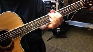 Alternate Tuning D#F#C#F#AD# - Key E Major