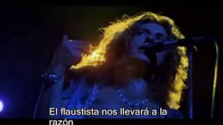 Stairway to Heaven - Led Zeppelin - [Subtitulado al español]