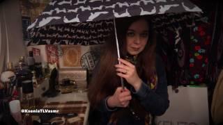 Дождь в королевстве АСМР расчесывание волос/сижу под зонтом.(, 2017-01-02T19:38:13.000Z)