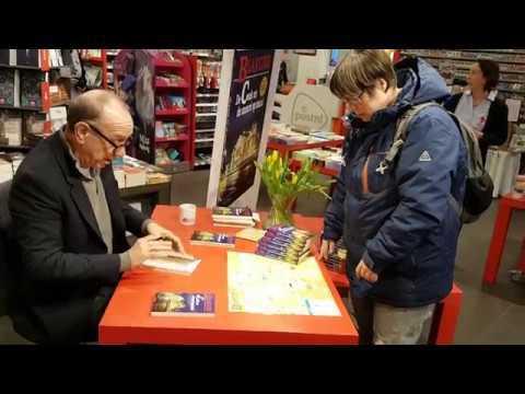 Signeersessie van Peter Römer Baantjer in Assen