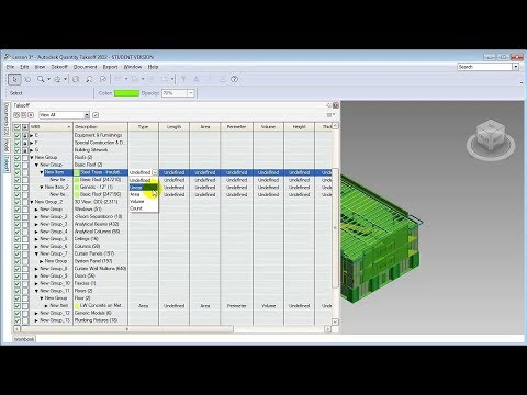Autodesk  Quantity Takeoff Installation And Activation