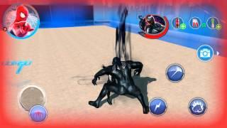 The Amazing Spider-Man 2: Boss 05 - Taking Out Venom ('Venom' vs Venom)